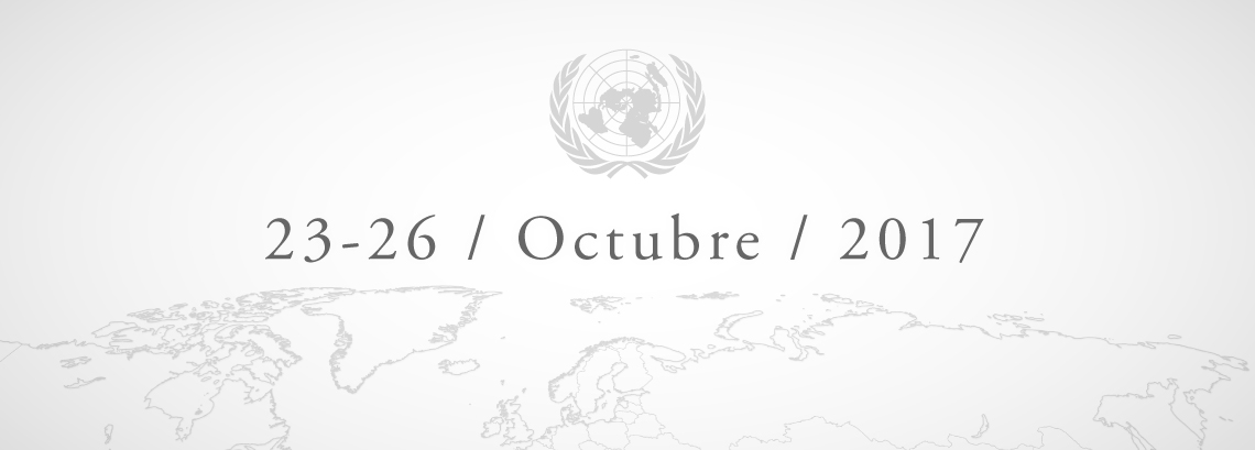 MiMUN fechas 2017 del 13 al 26