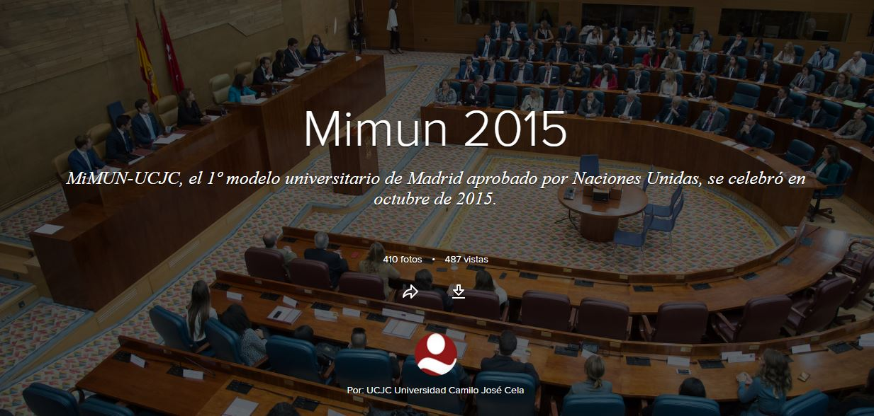 MiMUN 2015 galeria