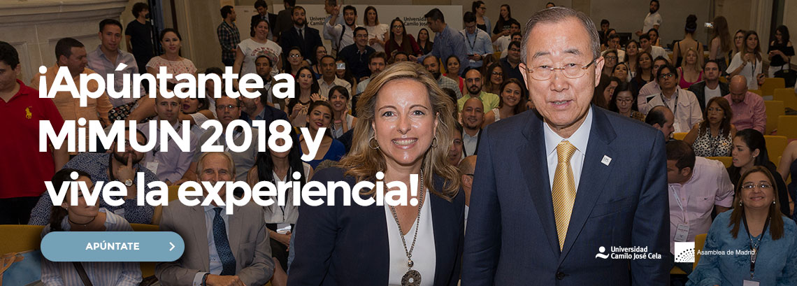 presentacion MiMUN 2016